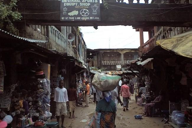 ariaria market