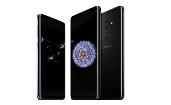 samsung s9 and 9+