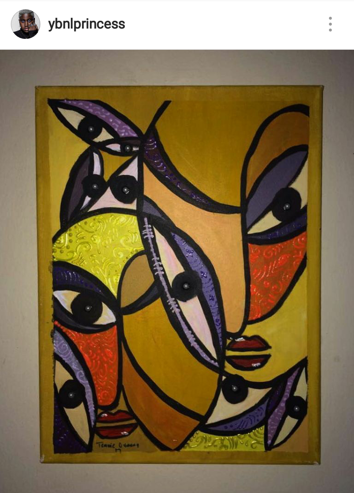 Temmie Ovwasa Art