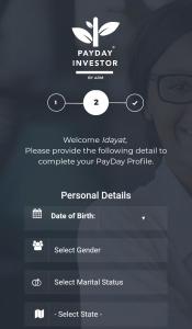 payday investor