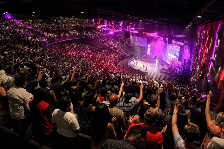 biggest church in south africa
