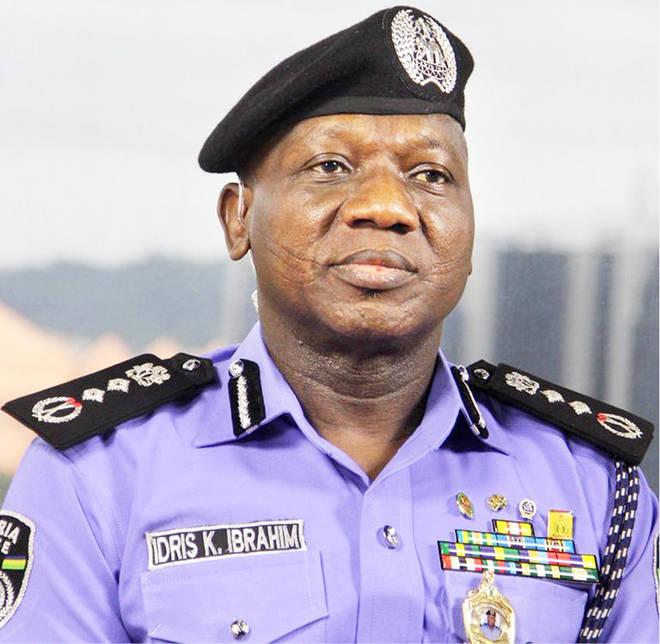 inspector general of police