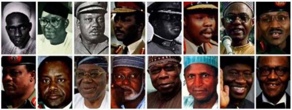 nigerian leaders