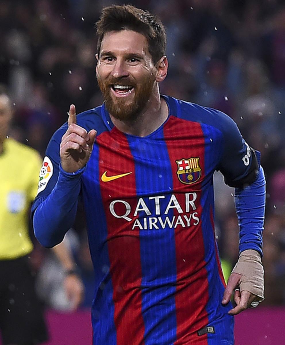 Lionel Andre´ Messi