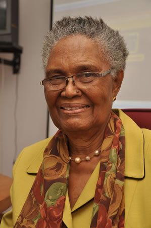 Prof. grace alele-williams