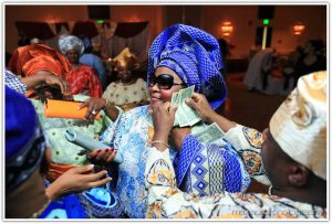 nigerian owambe party