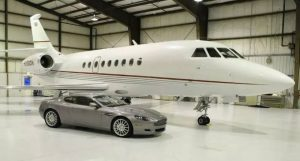 pastor chris private jet