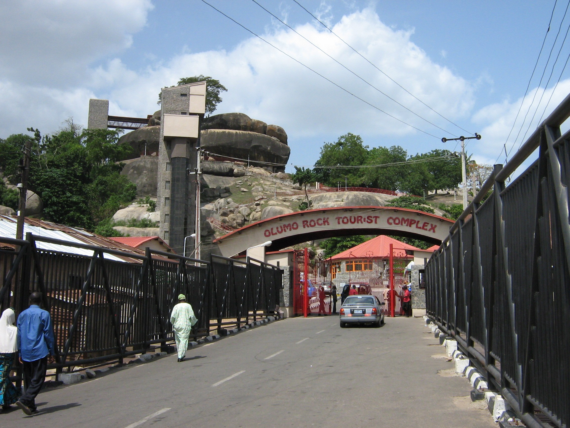 tourist attractions in Ogun state
