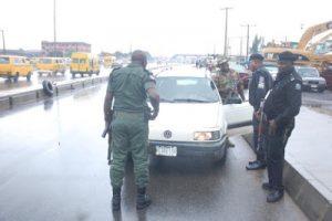nigerian checkpoint