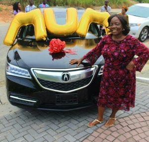 Linda Ikeji mum