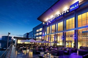 radisson blu anchorage hotel