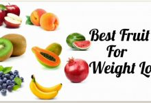 best fruits for weight loss