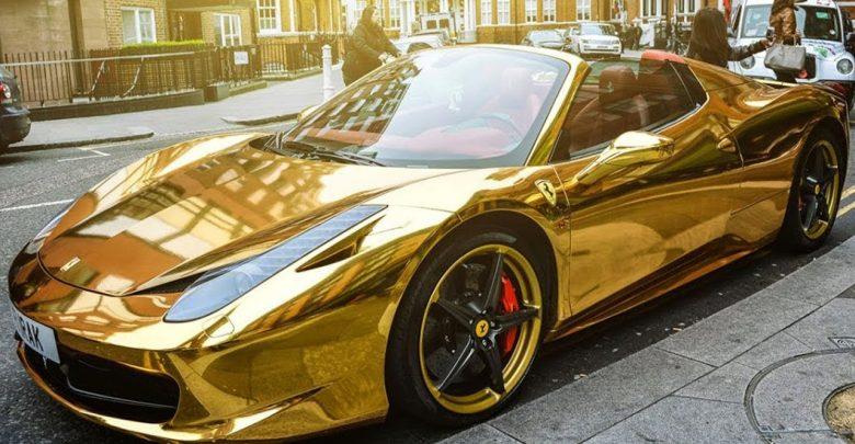 Most Expensive Cars >> 5 Most Expensive Cars In The World