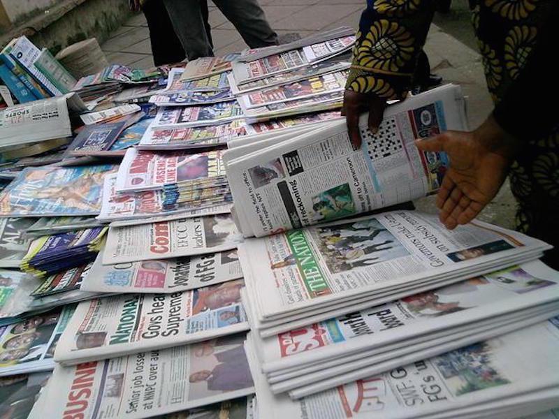 10 Leading Nigerian Newspapers
