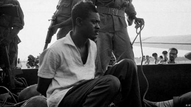 Condemned Lumumba