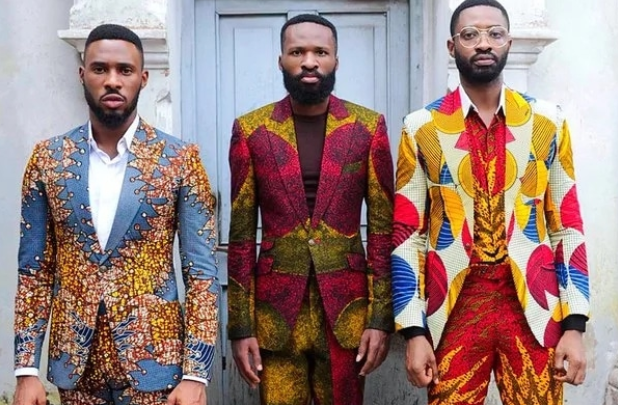 nigerian mens fashion