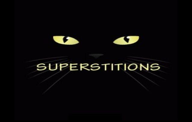 list of superstitious beliefs