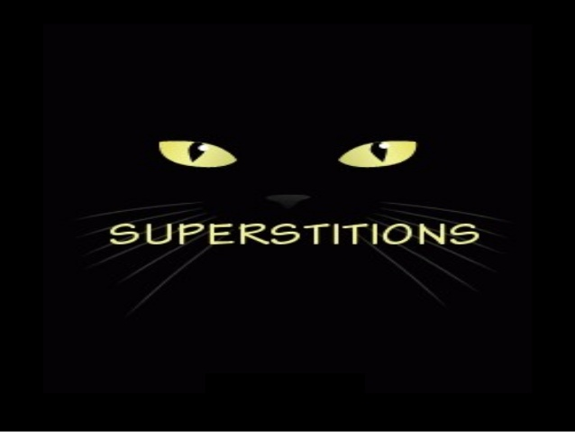 list of superstitious beliefs