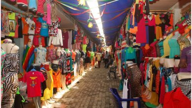 shopping in lagos