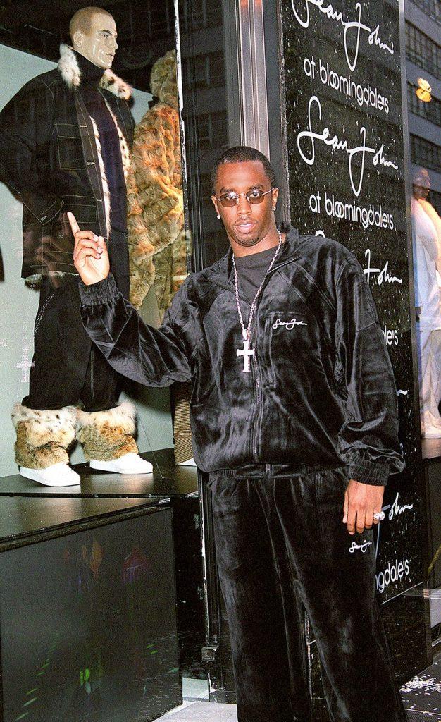 Early 2000s Hip Hop Fashion