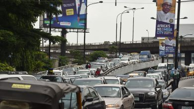 traffic in lagos